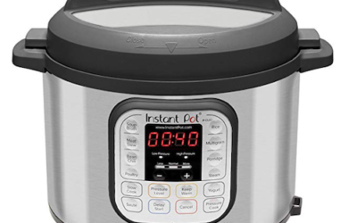 Instant Pot? Great Scott!