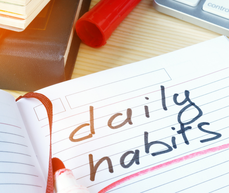 New Habits Take Willpower