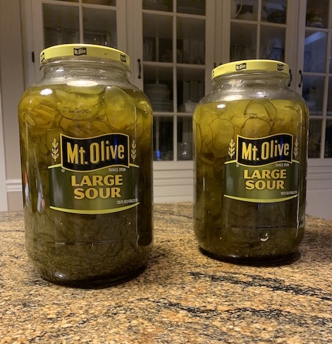 Homemade Sweet Pickles in 10 Minutes??