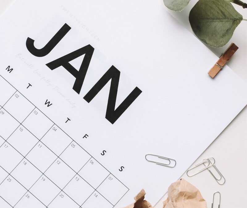 The 2021 Best Time to Buy Anything Calendar